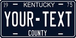 Kentucky 1975 License Plate Personalized Custom Car Auto Bike Motorcycle... - $10.99+