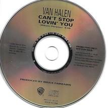 VAN HALEN - CAN'T STOP LOVIN' YOU U.S. PROMO CD-SINGLE 1995 RARE HTF OOP - $4.95