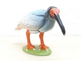 Kaiyodo Natural Monuments CRESTED IBIS bird animal figure choco q - £6.76 GBP