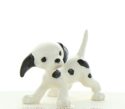 Hagen Renaker Dog Dalmatian Pup Ceramic Figurine - $7.96