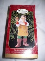 Hallmark Ornaments The Toymaker's Gift 1999 Membership Ornament - $9.89