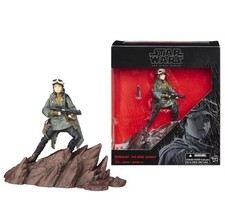 "HASBRO STAR WARS  ROGUE ONE BLACK SERIES 6"" SERGEANT JYN ERSO (EADU) Kmart - $28.04"