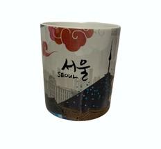 2014 Starbucks International Seoul Korea 16 oz Coffee Mug - $49.47