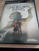 Sony PS2 A Series Of Unfortunate Events image 1