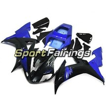 Black Blue Bodywork For R1 2002 2003 Yamaha YZF-1000 R1 02 03 Injection ... - $414.71