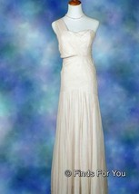J Crew Collection Women's Georgina Gown 48033 2 Wedding Bridal Ivory For... - $137.99