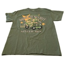 Dept of Homeland Mens T Shirt Sz M Special Ops Beetle Bailey Universal S... - $14.20