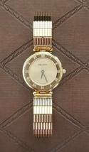 Delma ladies vintage watch SWISSMADE Quartz Movement Gold Plated - $675.75