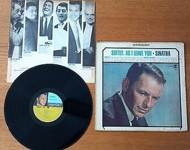 Frank Sinatra Softly As I Leave You LP Vinyl Record Reprise Records FS10... - $4.94