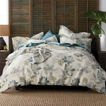 The Company Store - Grady Floral Linen Duvet Cover Full - $83.22