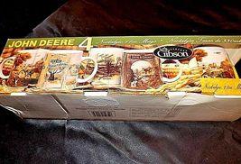 John Deere Four Nostalgic 11 oz Mugs in box Gibson2000 China AA18-JD0018 image 3