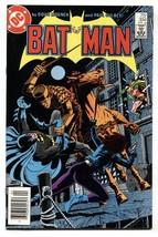 BATMAN #394 Robin Jason Todd-comic book 1986- DC - $24.83