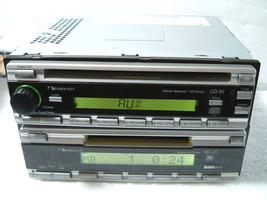 Nakamichi CD-35, MD-20 O/H completed Fully moving item  - $445.50