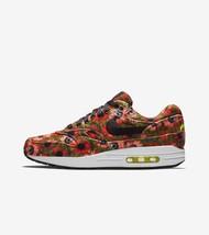 NIB*Nike*Air Max 1 Premium Sneaker*Solar Daisy*8-13 half Black Crimson Spruce - $140.00