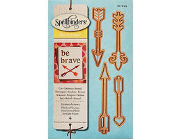 Spellbinders Ornate Arrows Die Set #S1-014