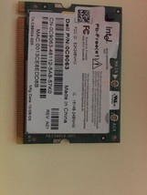 Intel WIFI Card WM3B2200BG-Dell PN: 0C9063 Tested E2K24BNHM - $9.41