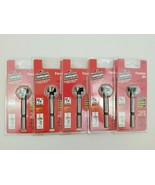 Vermont American New 3/4 inch Forstner Drill Bits (Set of 5) 14512 - $28.48