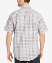 NEW G.H. Bass & Co. Men's Short Sleeve Plaid Woven Shirt image 2