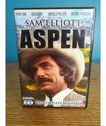 Aspen: Sam Elliott: The Complete Miniseries: 2 DVDs - $8.86