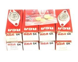LOT OF 8 NEW RCA 3086 / 226MP SK3086 TRANSISTORS SK SERIES