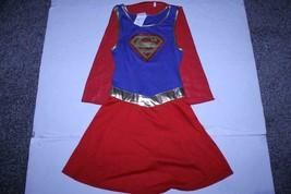 Women's Supergirl M Halloween Costume (Multicolor) Rubie's - $27.78