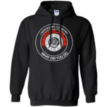 Us Navy I Served My Country What Did You Do Hoodie Unisex - $27.74+