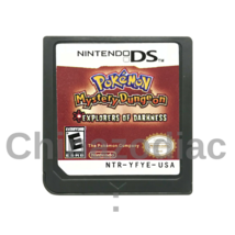 Pokemon Ranger Shadows of Almia - Nintendo DS- US Version - $18.99