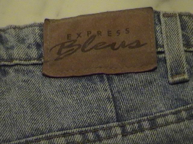 11b205fe130de6 Authentic Blue J EAN Classic Express Bleus J and 50 similar items