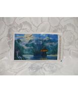 500 Pc Puzzle Moonrise Over Pirates Cove 10.75in X 18 inch NO BOX  - $15.99