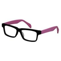 EBE Unisex Wooder Black Pink Retro Style Regular Hinge Reading Glasses - $22.45+