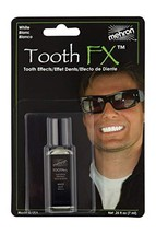 Mehron Makeup Tooth FX with Brush for Special Effects, Halloween, Movies... - $11.69