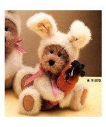 Boyds Bears AGATHA SNOOPSTEIN in Bunny Rabbit Costume 91870 Retired - $33.61