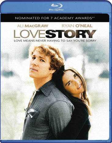 Love Story (Blu Ray) (Ws/2017 Re-Release)