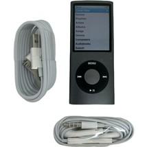 Apple iPod Nano 4th Generation 8GB Black , Excellent Condition , 1 Year Warranty - $135.79