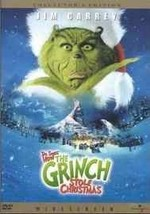 DVD - Dr. Seuss' How the Grinch Stole Christmas (Widescreen Edition) DVD  - $9.94