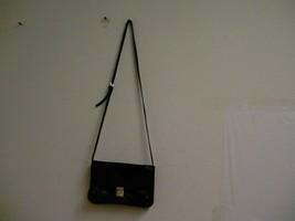 Women Tory Burch Priscilla Convertible Clutch Cross body Bag $425 Black... - $217.75