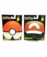 BOTH! Official Pokemon Poke Ball & Ash Cap Sun Staches Sunglasses - New ... - $23.52