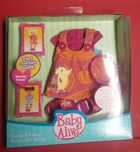 BABY ALIVE OUTFIT fun and fancy RARE NEW IN BOX - $25.99