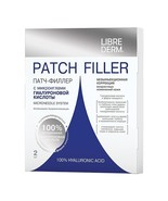 LIBREDERM. PATCH-FILLER WITH HYALURONIC ACID MICRO-NEEDLES. 2 pieces per... - $49.00