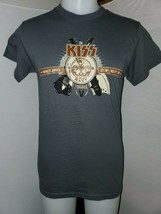 The Kiss Navy kruise tour 2015 T Shirt Miami to Jamaica Sz small - $13.10