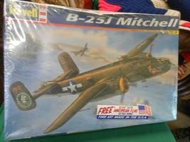 NIB-Great REVELL B-25J Mitchell Model....still in plastic - $17.41