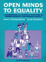 Open Minds to Equality: A Sourcebook of Learning Activities to Affirm Di... - $2.31