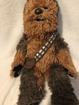 Star Wars Chewbacca With Wookie Sound Build a Bear Plush Stuffed Animal ... - $19.99