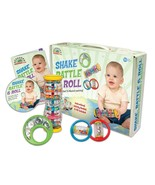 Hohner Shake Rattle and Roll Baby Music Discovery Set-NEW - $29.65