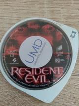 Sony Psp Umd Movie Resident Evil - $7.00