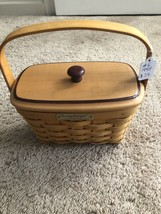 Longaberger Basket 1998 Dresden Tour Basket II - Great Condition - $25.00