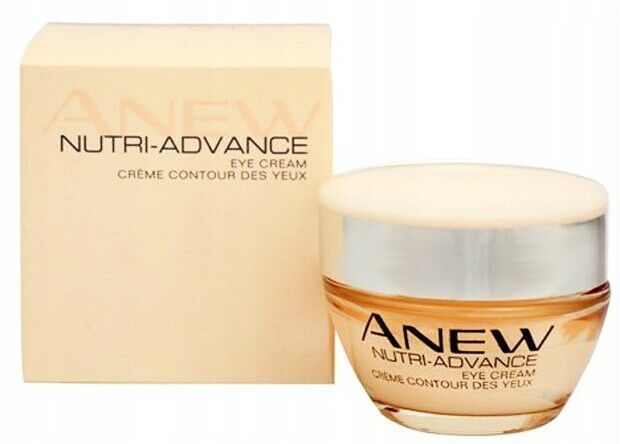 Primary image for Avon Anew Nutri Advanced Eye Cream 15 ml Sealed. FREE P&P