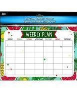 Magnetic Dry Erase Calendar - White Board Planner for Refrigerator/Schoo... - $9.45