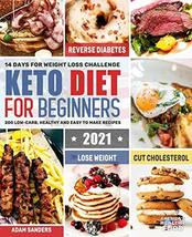Ketogenic Diet For Beginners: 14 Days For Weight Loss Challenge And Burn... - $7.76