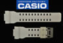 CASIO WATCH BAND  G-shock GA-100A  G-8900A GR-8900A GW-8900A SHINY WHITE... - $37.95